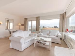 Prachtige penthouse met schitterende verzichtenbestaand uit:<br /> Ruime, heldere salon<br /> Zeer moderne keuken met ingebouwde toestellen<br /> Mode