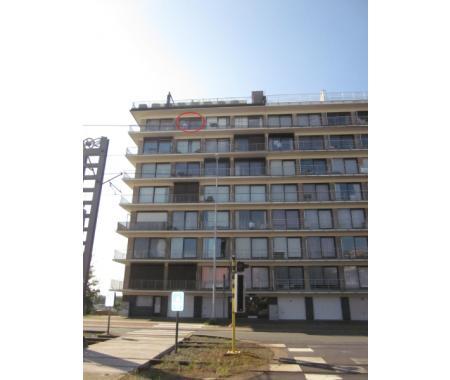 Appartement te koop in Westende, € 60.000