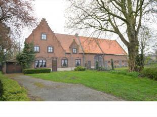 Maison à vendre                     à 8600 Beerst