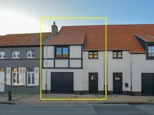 Maison à vendre                     à 8420 Klemskerke
