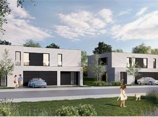 4 ruime nieuwbouwwoningen te Oudenburg!! Nog maar twee te koop!!<br /> Aan de rand van Oudenburg wordt deze kleine verkaveling gebouwd, bestaande uit