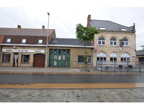 Opslagplaats te koop in Merkem, € 180.000