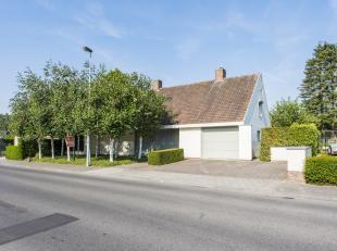 Maison à vendre                     à 8560 Gullegem