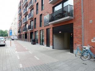 """Nieuwbouw autostandplaats te koop in het centrum.<br /> Deze autostandplaats in de residentie met assistentiewoningen """"de Wijngaard"""", is gelegen aan h"""