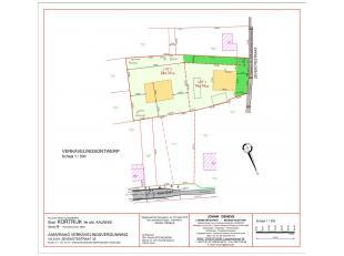 Prachtig gelegen perceel bouwgrond op 2.431m² voor OPEN bebouwing.  Zie lot 2 op plan.  Mogelijkheid tot inplanten van een zwembad... Residentiee