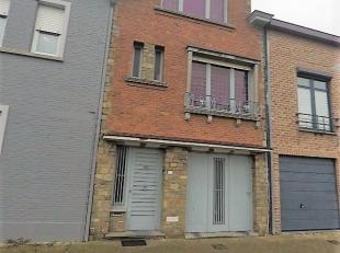 Charmante burgerwoning met het behoud van authentieke elementen - type bel-étage- te koop met een centrale ligging tussen Marke en Lauwe op een