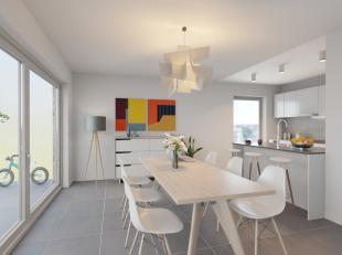 Prachtig penthouse (+-129 m²) & terras van +-59m² met magnifieke vergezichten!! Reeds 14 appartementen verkocht!! Residentie socrates is