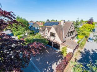 Op zoek naar een villa in een residentieel en groen kader in de felbegeerde Pius X-wijk?Wij bieden u een optimaal onderhouden woning aan in een rustig
