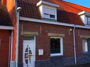 Maison rénovée près du centre d'AvelgemLa maison a été rénovée en 2014. Électricité (ce