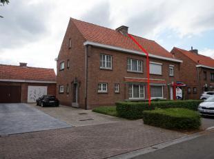 Maison à vendre                     à 8520 Kuurne