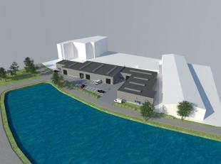 9 PME-Unités terminées d'une surface de 133m² à 371m² !Situé à la marina, ce qui en fait également