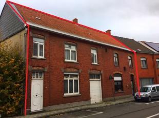 2 maisons sur un emplacement calme à Moen !2 maisons à rénover d'une surface totale de 736m².Ter Moude 16 disposition :Hall