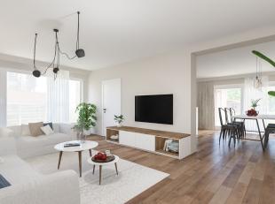 Verzorgde, kloeke eigendom... Deze halfopen woning met zijn grote ruimtes heeft veel te bieden. Via de inkomhal komen we binnen in de grote leefruimte