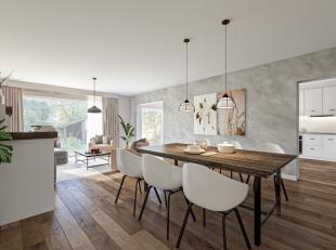Deze halfopen woning met zijn goeie ligging in de Wijnberg zoekt een nieuwe eigenaar. Via de inkomhal met gastentoilet komen we binnen in het voormali