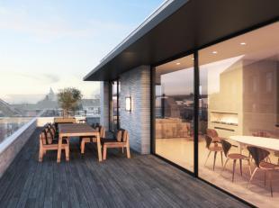 COMPOSITION<br /> Penthouse B53 - 3 chambres + bureau - 202 m² - Terrasse de 157m² orientée Sud-Sud/Ouest<br /> - Hall d'entré