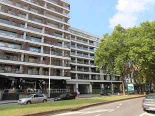 BRUSSEL-STAD  in de onmiddellijke nabijheid van de Europese Instellingen: APPARTEMENT (2 slpk/1 bdk) van 88 m². Gelegen op de 4° van 7 verdie