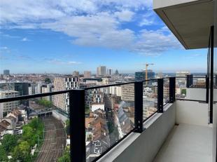 BRUXELLES, idéalement situé en face des institutions européennes. Splendide APPARTEMENT (1CH/1SDB) de 65m² avec terrasse et