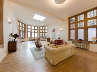 AUDERGHEM  A proximité immédiate des facilités et de la Forêt de Soignes, APPARTEMENT dexception (4ch/3SDB) de 250 m²
