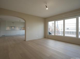 Brussels, located between the Royal Palace and the Sablon, in a listed building from 1896 in the heart of the Brussels Architecture, this APARTMENT (2