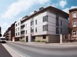 JAMBES - A deux pas de la Meuse et du centre, appartement situé au 2ème étage d'une résidence de standing. Composition : H