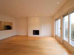 IXELLES - On the edge of the Bois le Cambre next to the Avenue Louise, this beautiful APARTMENT (2bdr/2bthr) very bright of 120 sqm with terrace is lo