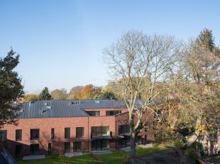 UCCLE/STALLE, à proximité de la Maison communale d'Uccle, de la gare et du Ring (R0). Magnifique APPARTEMENT NEUF de 109m² avec bal