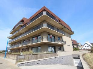 Zéér ruim bemeubeld appartement met 2 slaapkamers te huur te Oostduinkerke, Groenendijk. Vanop de beide terrassen kan u genieten, zowel