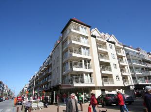 Uitermate knus, knap afgewerkt, bemeubeld appartement met 1 slaapkamer te huur op jaarbasis in de uiterst centraal gelegen Residentie Zonneweelde.Een