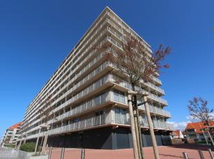 Vernieuwde ongemeubelde studio ten midden Nieuwpoort Bad.Deze residentie geniet een zeer centrale ligging met de Zeedijk en de winkelstraat net om de