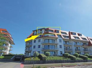 Zonnehaven I 0506 - Prachtig recent appartement met 1 slaapkamer gelegen tussen Nieuwpoort-Bad en Stad, op de 5e verdieping aan de zonnekant met ruim
