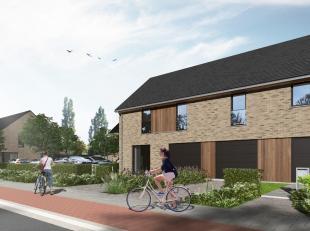 Mooie half open bebouwing gelegen in het woonproject Hoedt te Poelkapelle. Het project bevat 7 nieuwbouw woningen en 21 appartementen.<br /> De woning