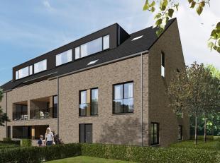 Ruim doorloop appartement gelegen op de gelijkvloerse verdieping binnen het woonproject Hoedt. Het project omvat 7 woningen, 14 appartementen, 24 gara