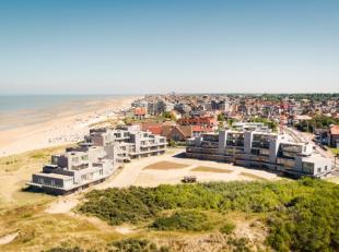 Zilt Residences is een uniek project, met directe toegang tot het strand. Het bevindt zich in De Panne, aan de duinen en het strand van het prachtige