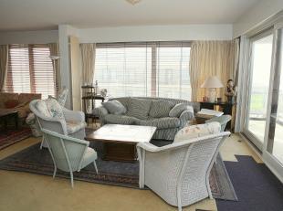 APPARTEMENT MET ZEEZICHT TE KOOP TE DE PANNE : Exclusief hoekappartement (ong 230 m²) met 5 slaapkamers gelegen op een absolute topligging op de