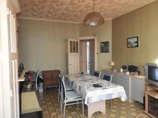 Agréable appartement 1 chambre avec jardin à 100m de la plage de La Panne !Composition: Living, cuisine, une chambre à coucher, s