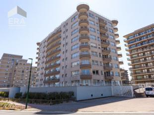 Appartement avec deux chambres à coucher avec vue sur mer à La Panne !Composition: hall dentrée, living spacieux, cuisine ouverte