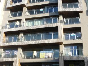 Appartement recent avec deux chambres à coucher très bien situé avec vue panaramique sur La Panne !Composition: hall dentr&eacute