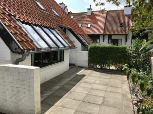 Nieuwpoort, domein Ysermonde : huis 2 slaapkamersIndeling: living mét ingerichte open keuken, 2 slaapkamers,1 badkamer, berging, 1 terras, en p