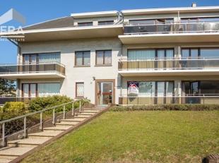 Residentie in villastijl : appartement met privé garage !Indeling: inkomhall, living, ingerichte keuken, gastentoilet, badkamer, twee slaapkame
