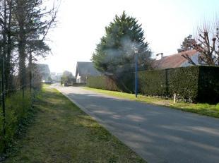 Beau terrain à bâtir dans un quartier calem à Koksijde-Bad !Composition: terrain de 886 m².Atous: Accès privé !