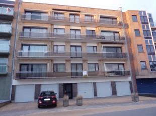 Zongericht appartementin een verzorgde residentie gelegen in de eerste straat achter de Zeedijk, vlakbij het strand en op slechts enkele minuten wande