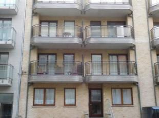 Appartement tussen zee en Koninklijke baan;<br /> Vanop het terras kunt u de zee waarnemen;<br /> Kleine residentie;<br /> Het appartement beschikt ov