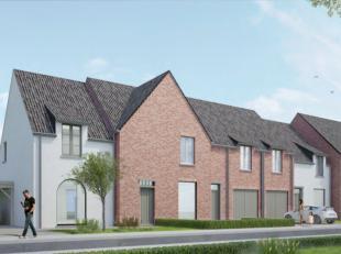 In Ruiselede realiseren we een nieuwe verkaveling aan de Oude Tieltstraat met 19 projectwoningen in landelijke stijl en 10 bouwgronden met vrije keuze