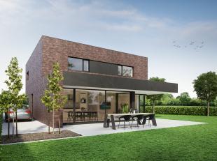 Strak moderne woning in nieuwe verkaveling te Ruiselede<br /> <br /> Op lot 5 in onze nieuwe verkaveling te Ruiselede realiseren we een zeer ruime m