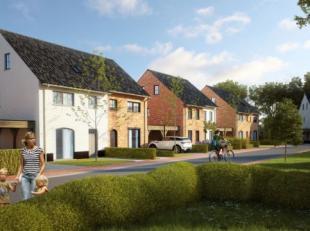 In Pittem worden 21 nieuwe halfopen woningen gebouwd, in een kindvriendelijke en rustige buurt langs de Meulebekestraat, op een boogscheut van de N37.