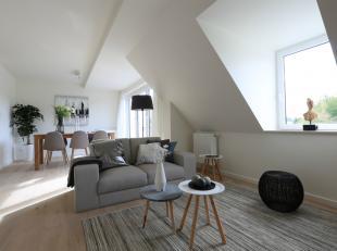 Nieuwbouw Duplexappartement Gelegen In Residentie Bafort In Het Centrum Van  Mariakerke, Op 5 Min Van · Appartement Te Koop