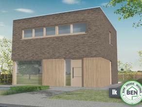In deze rustige straat vlakbij het centrum van Ichtegem, bouwen we binnenkort deze mooie nieuwbouwwoning. Eigen ontwerp mogelijk!