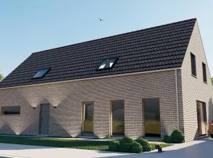De verkaveling 'Driemasten' is gesitueerd in een rustige zijstraat tussen Gullegem en Sint-Eloois-Winkel.De gekende meubelzaak 'Driemasten', op het kr