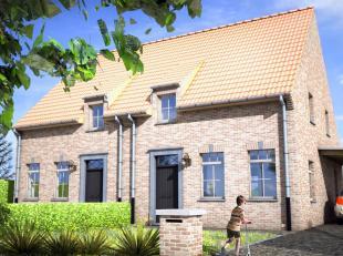 Halfopen bebouwing naar stijl te kiezen op mooie ligging tussen Zwevegem en BellegemIn deze recente verkaveling met centrale ligging, vlotte bereikbaa