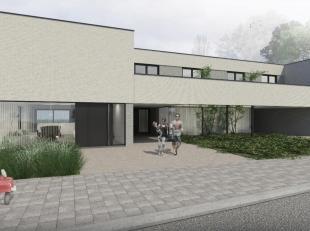 Moderne halfopen nieuwbouwwoning te koop in Koolskamp! Vlotte verbinding richting Zwevezele/ E403/ Lichtervelde en Pittem. Deze halfopen bebouwing maa
